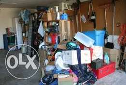 Free garage and yard cleaning