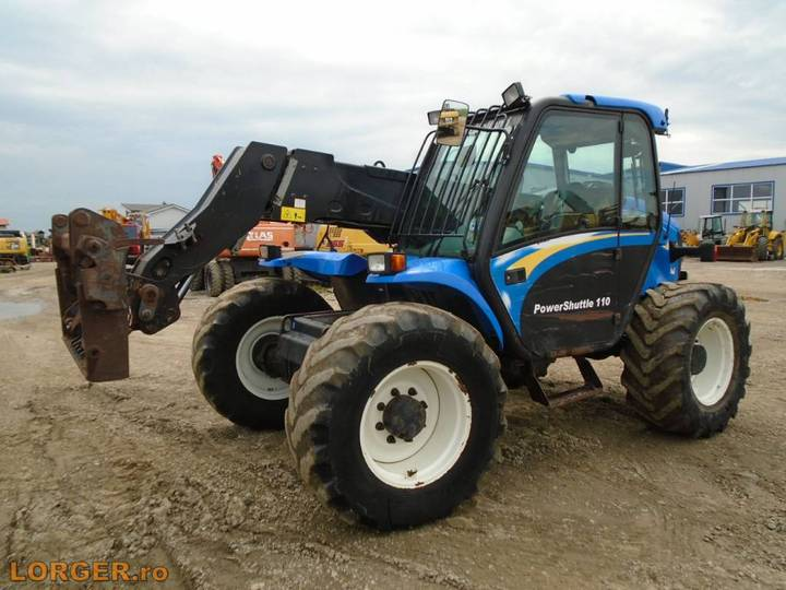 New Holland Lm 415 A - 2005