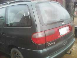 Clean Ford Galaxy (2001) for sale