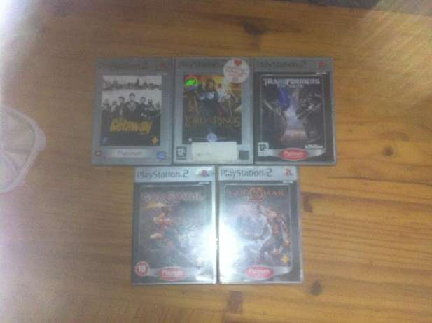 playstation 2 games Witbank - image 4