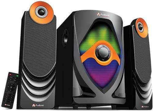Audionic Rainbow R20 Channel Hi Fi speakers with FM radio Kempton Park - image 1