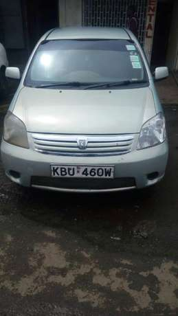 Clean Toyota Raum for sell South B - image 1