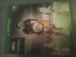 Xbox one FIFA 16 for sale bargain price