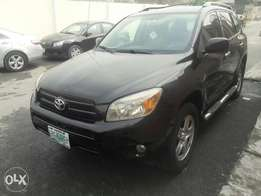 Registered 2008 Toyota Rav4