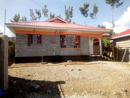 Three bedrooms masters ensuite in ongata Rongai kobil area