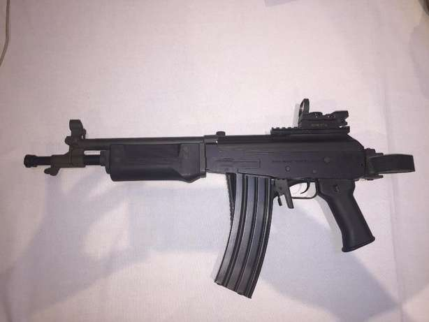 King Arms R5 Galil Airsoft rifle Brooklyn - image 2