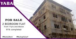 Newly Built 2 Bedroom at Yaba for sale