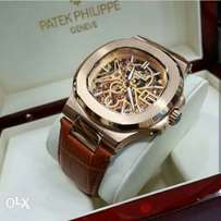 Ur leather patek phillipe