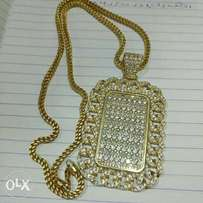 Snake chain And pendent