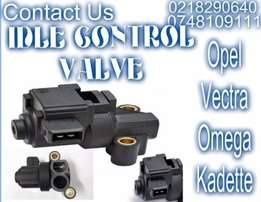 Vauxhall Vectra Omega Idle air control valve IACV in stock