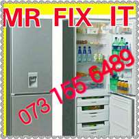 Fridges, repair both domestic and commercial