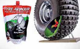 Tyre Armour - Having problems with your tyres?we have a solution.