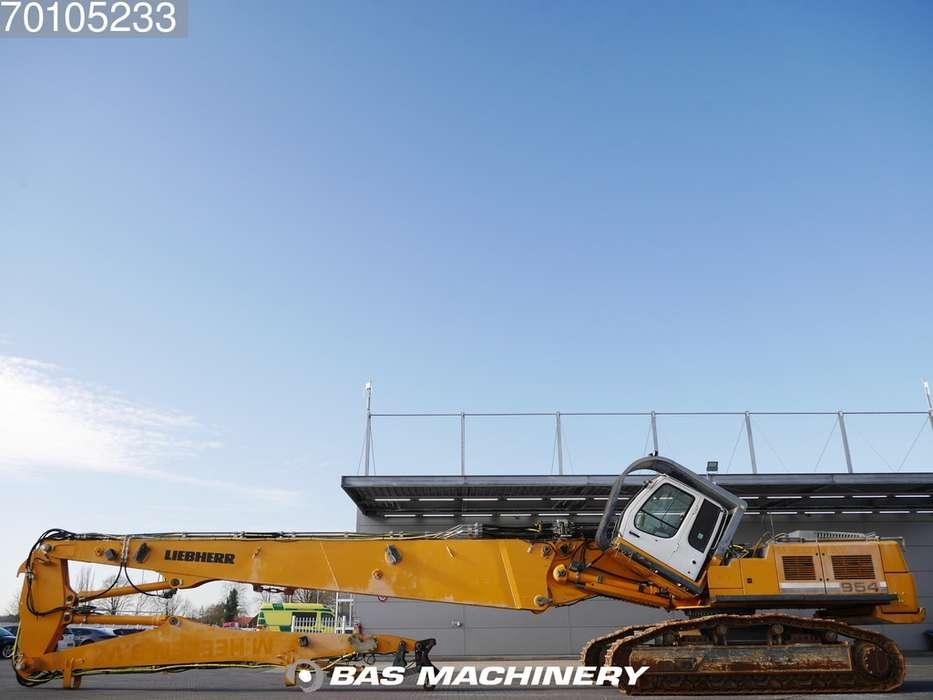 Liebherr R954C V-HDW UHD Demolition - 28 meter UHD - engine rebuil... - 2009 - image 6