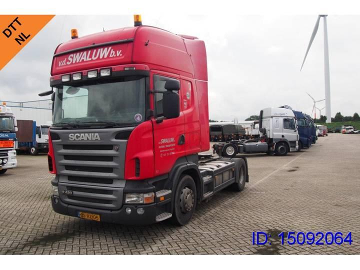 Scania R420 Topline - 2007