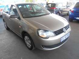 2014 VW Polo 1.4 For R105000