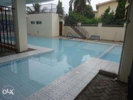 3 Bedrooms Fully furnished apartment with air con and swimming pool