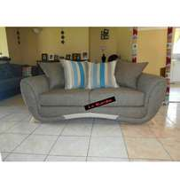The W Sofa Set Couches 500,000/- Or $145 With Back Pillows. Book Today