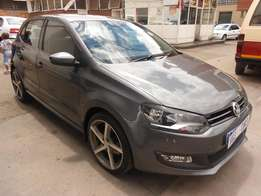 Pre-owned 2012 VW Polo 1.6l