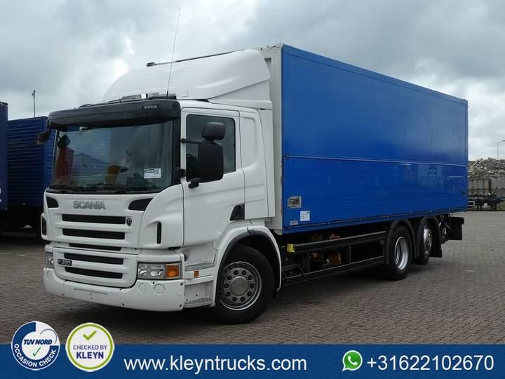 Scania P320 getraenke,6x2*4 - 2011