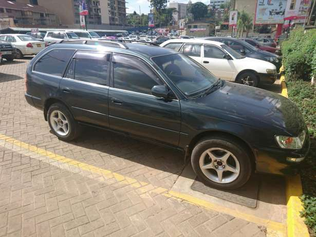 1996 Toyota corolla G touring Parklands - image 2