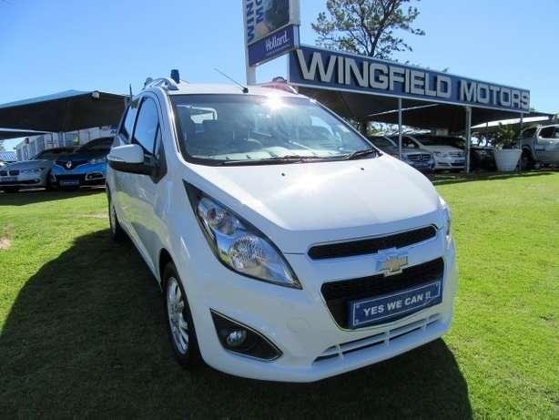 Chevrolet Spark 1.2 LS- Perfect City car Kuils River - image 1