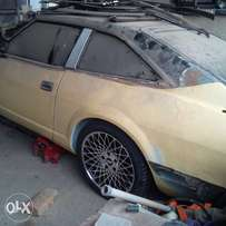 Datsun 280zx project with all the spaers dubble