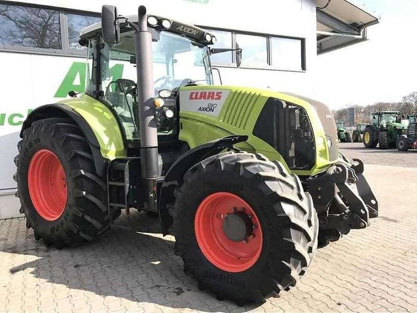 Claas axion 810 - 2013 - image 5