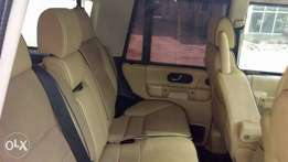 Super clean bullet proof land rover for sale