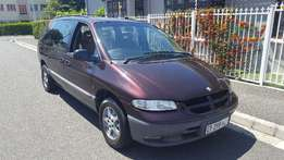 1998 Chrysler Grand Voyager LE 3.3 V6 For Sale