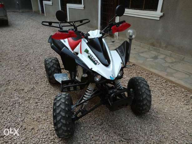 MONSTER quad ATV...quick sale!!! Malindi - image 3