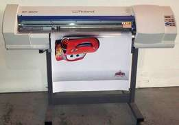 """Available for sale VersaCamm SP 300, 30"""" Printer/Cutter."""