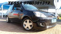 2007 Ford Fiesta 1.4 trendline 3 door with only 95000kms Great buy!