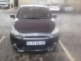 Mitsubishi Mirage 2014 R74,000 Negotiable