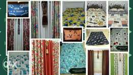 G&J Bedsheet, Duvet and Curtains