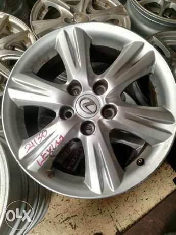 "Ex-Japan Lexus 16"" Rims Industrial Area - image 3"