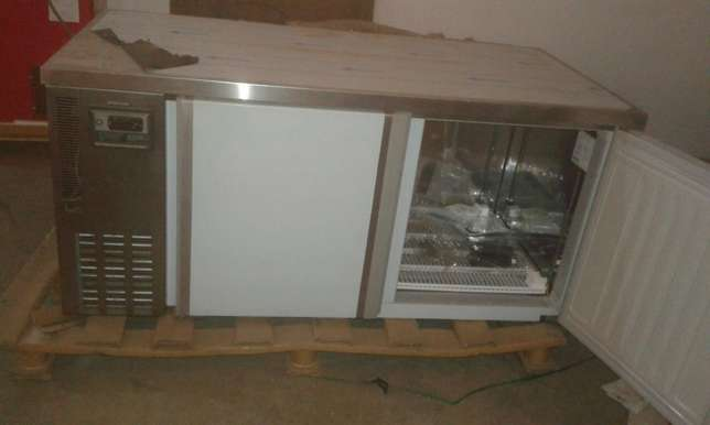 New Stainless steel Under counter Refrigerator Industrial Area - image 2