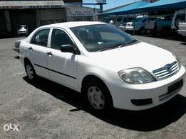 Toyota Corolla 140i reliable car ps
