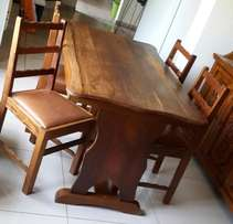 Antique dining room suite For Sale