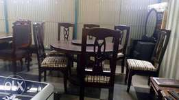 Solid wood 6/8 Seater Dinning tables