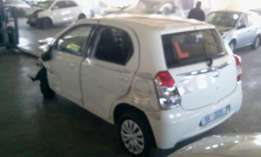 toyota etios stripping for spares