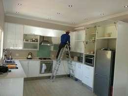 We specialized with kitchen fittings,bic,woodrobs and painting
