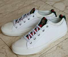 Gucci bee shoes