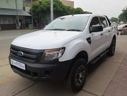 Mint Condition 2015 Ford Ranger 2.2 XLS P/U D/C 4 x 2 Man
