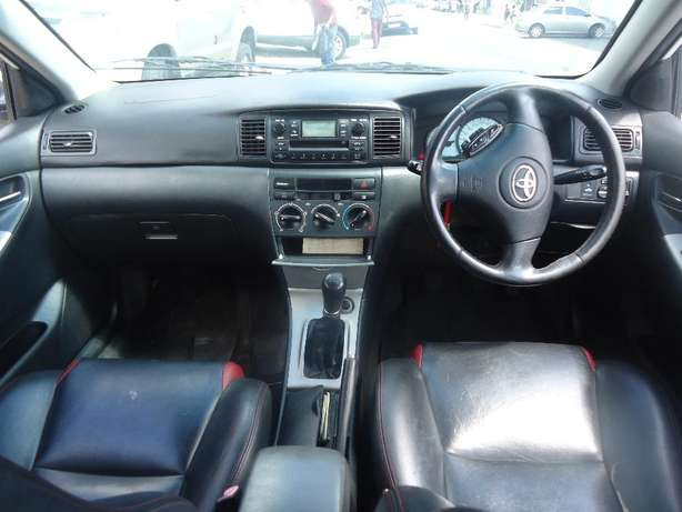 2007 Toyota Runx 1.6 Sport Available for Sale Johannesburg - image 6
