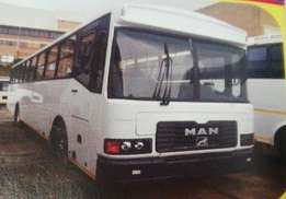 Man 17241, 65 Seater bus with COR