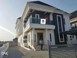 Superbly Foreign Finished 5bedroom Fully Detached Duplex plus BQ