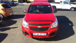 2013 Red Checrolet Bakkie Utility 1.4 for sale