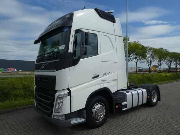 Volvo FH 500 Globe XL 2 Tanks 4x2 / Leasing - 2017