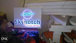 3D and 2D Signs, LightBox, Road, Direction, Office Signages