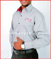 branded corporate shirts